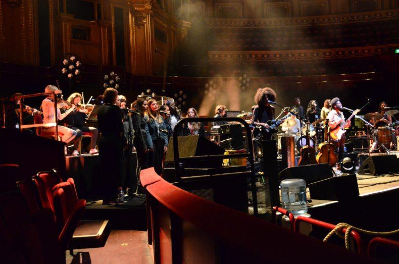 Copy Of Albert Hall Soundcheck