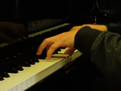 Jazz Piano Workshop with Jason Charles-Nelson