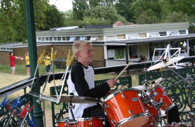 Drum Kit & Percussion