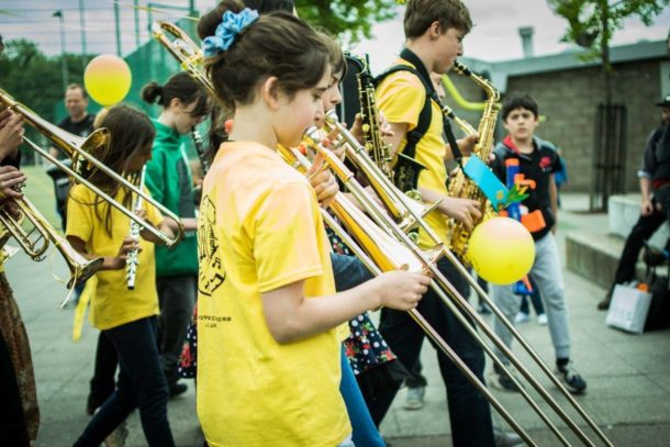 Young Music Makers: Family music-making in North London since 1967