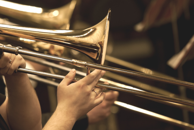 Join the NEW Camden Brass Band