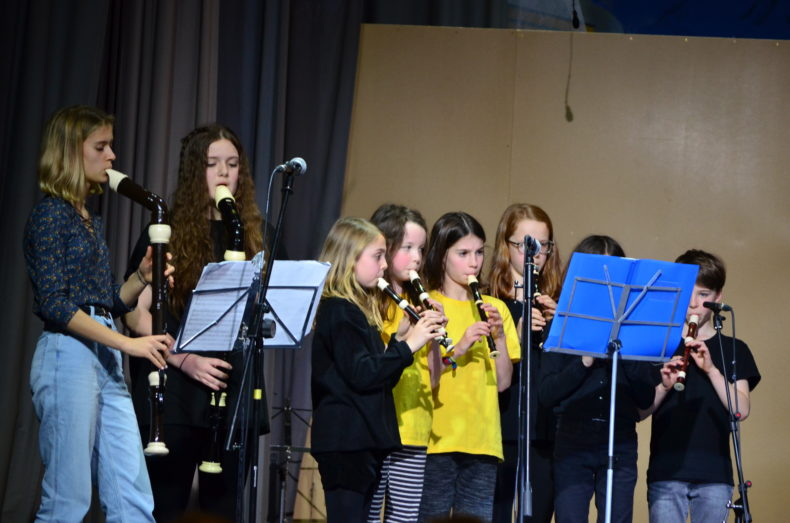 Recorder Ensemble Easter Concert 2019