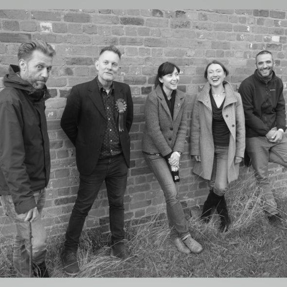 Album Launch: The Sandersons