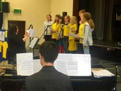 Choir 3 Choral Concert